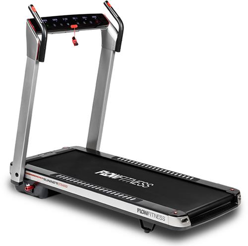 Flow Fitness DTM400i Loopband - Gratis trainingsschema