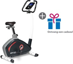 Flow Fitness Turner DHT175i Hometrainer - Gratis trainingsschema - Showroom Model