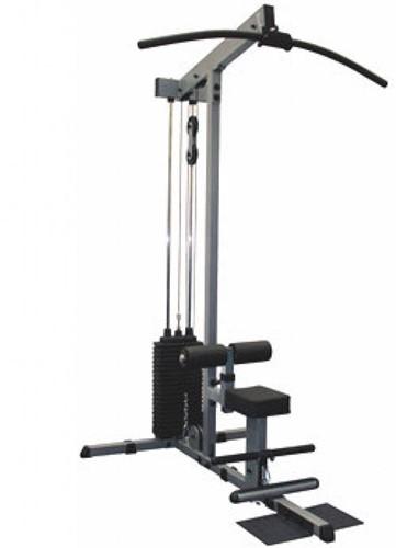 Body-Solid Lat Machine met 95 kg gewichtenstapel - GLM84