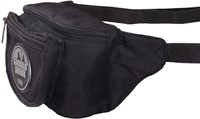 Gorilla Wear Stanley Fanny Pack - Black-2