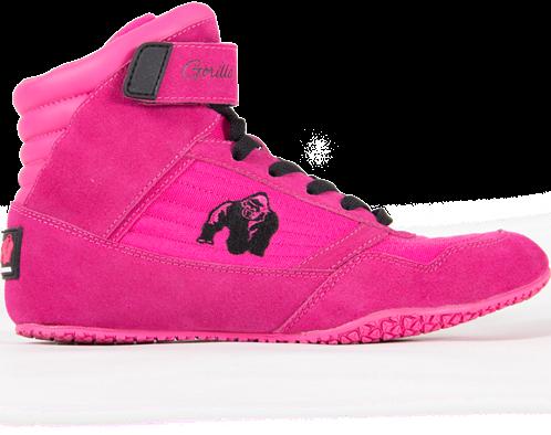 Gorilla Wear High Tops Roze - Fitness schoenen