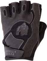 Gorilla Wear Mitchell Training Gloves - Black-1