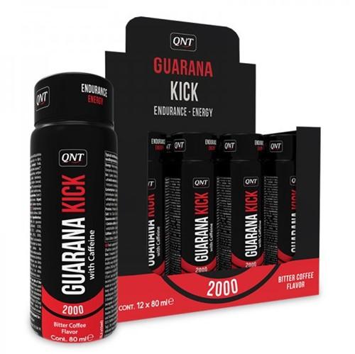 QNT Guarana Kick Shot 12X80 ML