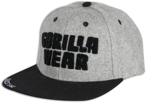 Gorilla Wear Soft Text Flat Brim Pet