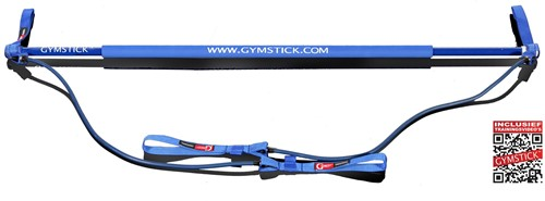 gymstick original blauw QR code