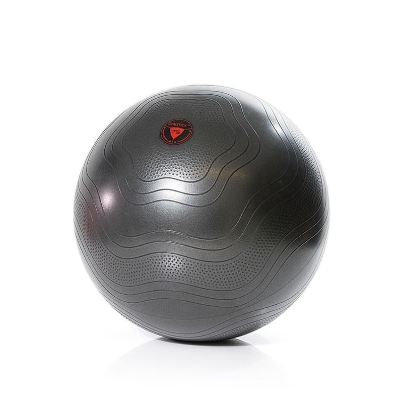Gymstick fitnessbal (75 cm) + workout DVD