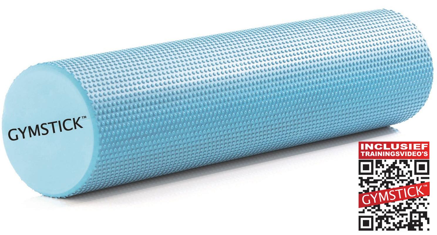 6f158bf7a47043 Gymstick Active Foam Roller 60 Cm Met Trainingsvideo gymstick kopen in de  aanbieding