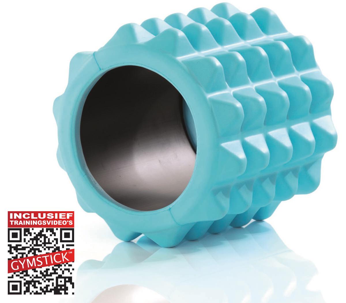 f6c2be62fd30eb Gymstick Active Halve Foam Roller 13Cm Met Online Trainingsvideo gymstick  kopen in de aanbieding