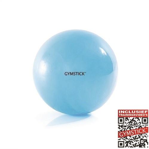 Gymstick Active Pilates Bal - 20cm - Met Online Trainingsvideo's