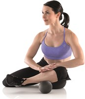 Gymstick Active recovery ball 10 cm - Met Online Trainingsvideo's-2