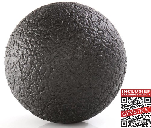 Gymstick Active recovery ball 10 cm - Met Online Trainingsvideo