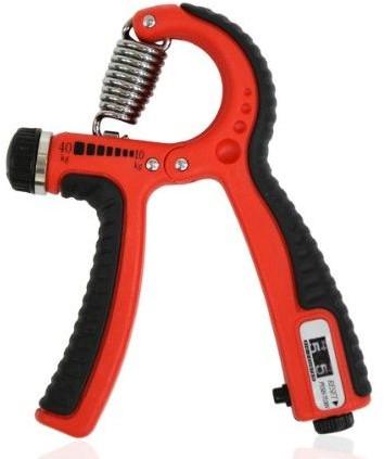 Gymstick Verstelbare Handknijper met Teller - 10-40 kg