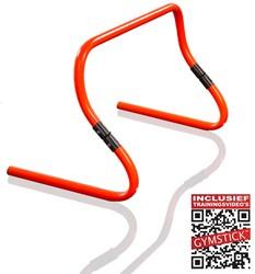 Gymstick Verstelbare Horden met Trainingsvideo's