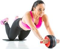 Gymstick Jumbo Ab Roller - Met Online Trainingsvideos-2