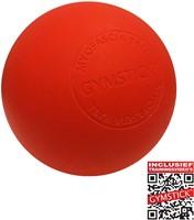 Gymstick MyoFascial Massage Bal met Trainingsvideo's