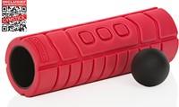 Gymstick Travel Foam Roller met Myofascial Bal en Trainingsvideo
