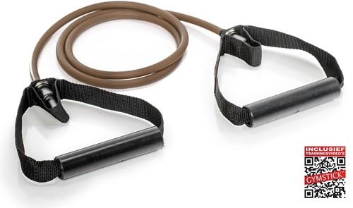 Gymstick weerstandkabels met handvaten - Extra Strong - Met Trainingsvideo's