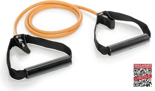 Gymstick weerstandkabels met handvaten - Light - Met Trainingsvideo's