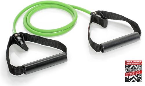 Gymstick weerstandkabels met handvaten - Medium - Met Trainingsvideo's