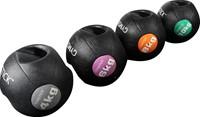 Gymstick medicijnbal met handvaten - 6 kg