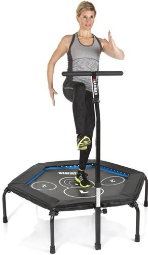 Hammer Cross Jump Fitnesstrampoline-3