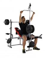 Hammer Fitness Bermuda XTR halterbank-3