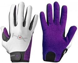 Harbinger Women's X3 Competition Crossfit Fitness Handschoenen Purple/Black