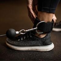 Harbinger Neoprene Padded Ankle Cuff /  Enkel Strap