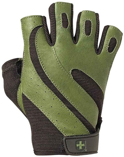Harbinger Pro - Wash&Dry Fitness Handschoenen - Green-2