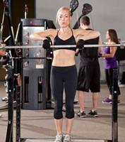 Harbinger Womens Power StretchBack Fitness Handschoenen - S-2