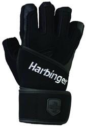 Harbinger Women's Training Grip WristWrap Fitness Handschoenen - L - Stoffig