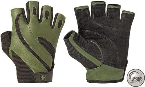 Harbinger Pro - Wash&Dry Fitness Handschoenen - Green