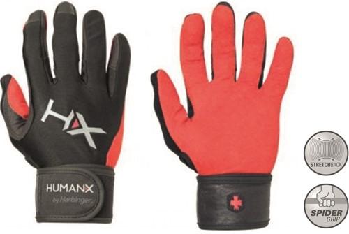 Harbinger Men's X3 Competition Crossfit Fitness Handschoenen Red/Black - S