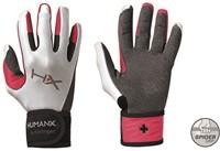 Harbinger Women's X3 Competition Crossfit Fitness Handschoenen WristWrap Gray/Pink/White
