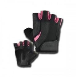 Harbinger womens pro fitness handschoenen black/pink - 2012