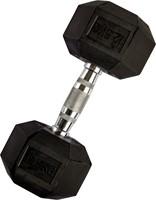 VirtuFit Hexa Dumbell - 12.5 kg - Per Stuk-1