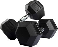 VirtuFit Hexa Dumbell - 20 kg - Per Stuk