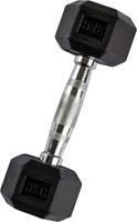 VirtuFit Hexa Dumbell - 3 kg - Per Stuk