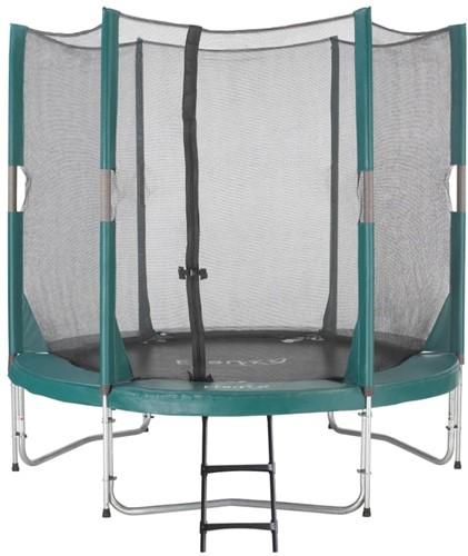 Etan Hi-Flyer Trampoline Combi Trampoline met Veiligheidsnet - 183 cm - Groen - Tweedekans