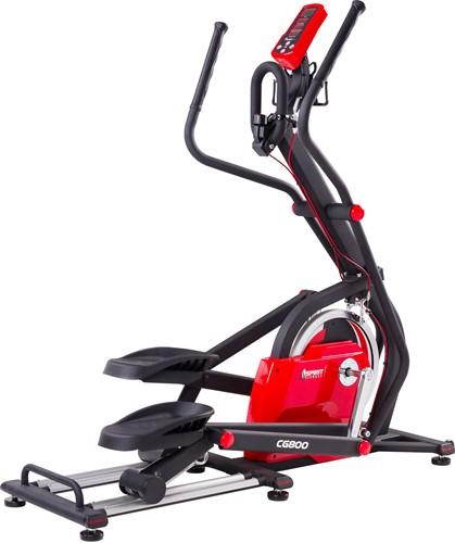 Spirit Fitness Pro CG800 E-Glide Crosstrainer - Gratis trainingsschema