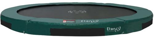 Etan Hi-Flyer Inground Trampoline 244 cm - Groen