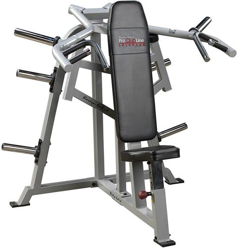 Body-Solid Leverage Shoulder Press Bench