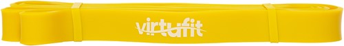 VirtuFit Pro Power Band - Weerstandskabel - Fitness Elastiek - Medium (24 mm) - Geel