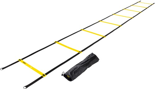 VirtuFit Speed Ladder - Loopladder - 4 Meter - met Tas
