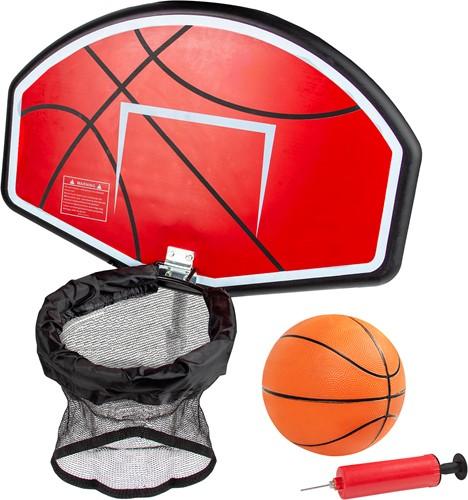 VirtuFit Trampolinebasket - Basketbal Ring - met Bal
