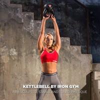 Iron Gym Kettlebell 8kg-3