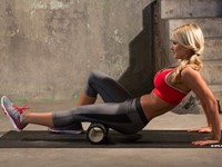 Iron Gym Trigger Point Roller-2