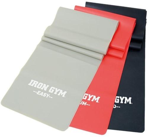 Iron Gym Weerstandsbanden Set