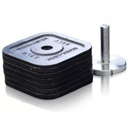 Ironmaster Quick-Lock Kettlebell Gewichtenset 26 kg