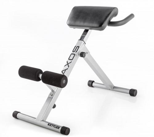 Kettler Axos Trainingsbank / Fitnessbank Rugtrainer
